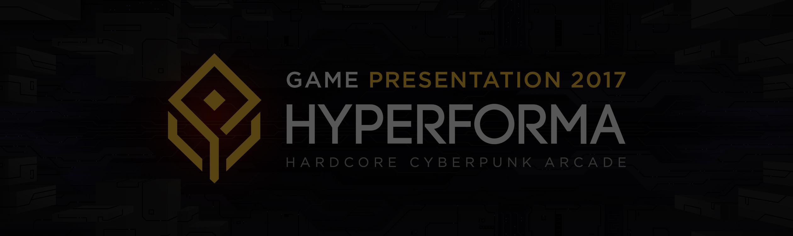 Видеопрезентация Hyperforma