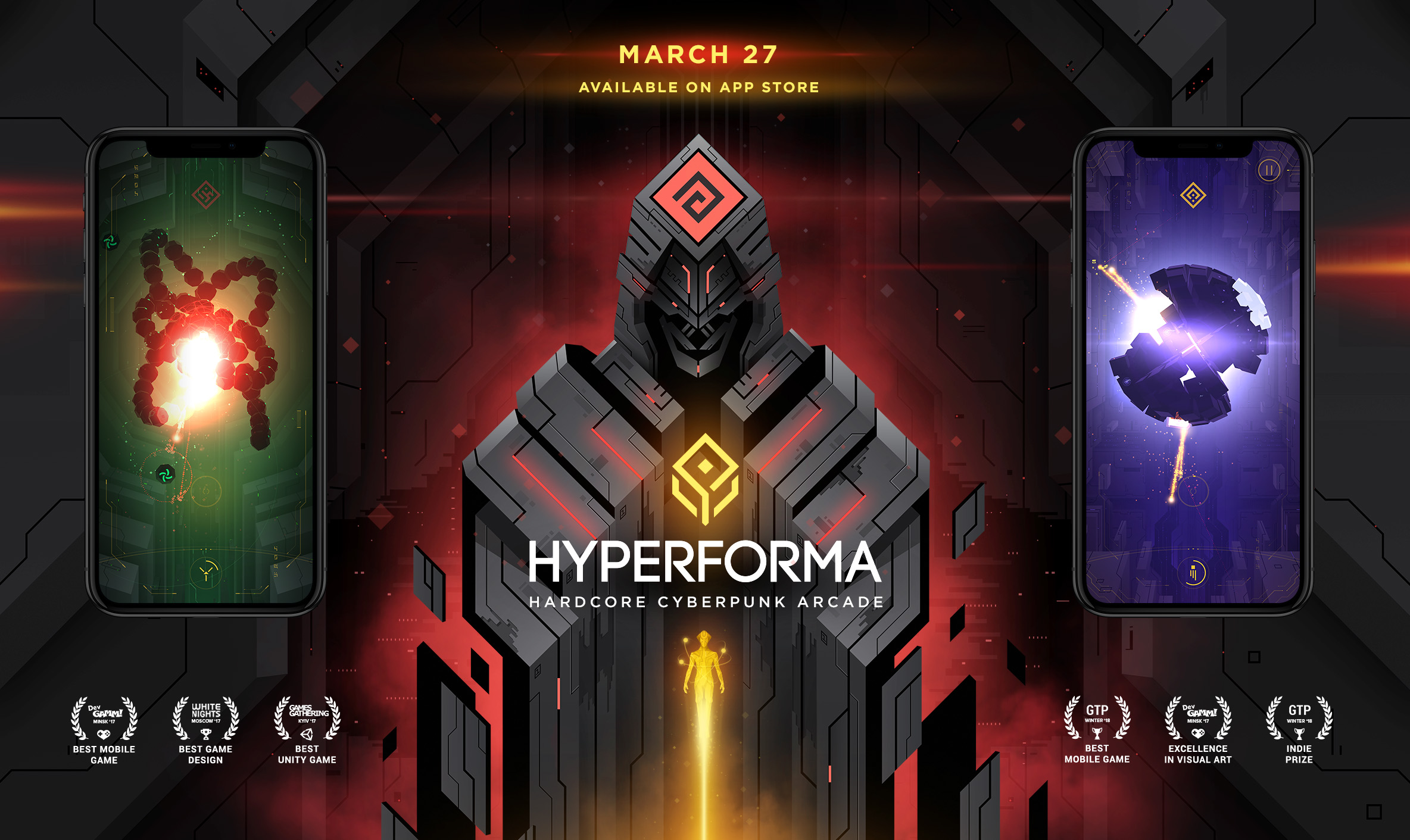 Hyperforma Promo Art