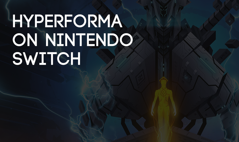 Hyperforma Nintendo Switch